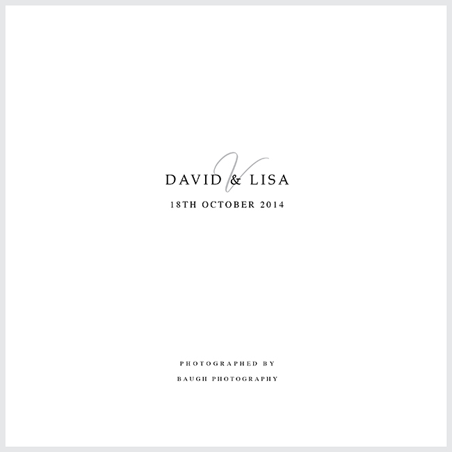 Translucent Title Page - Timeless Style